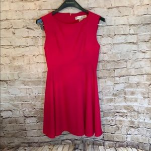 French Connection Magenta Dress